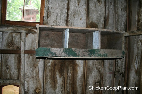 chicken nest boxes